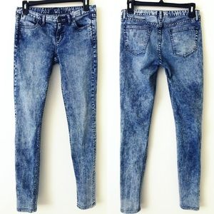MADEWELL 37s Stone Wash Ultra Skinny Jeans